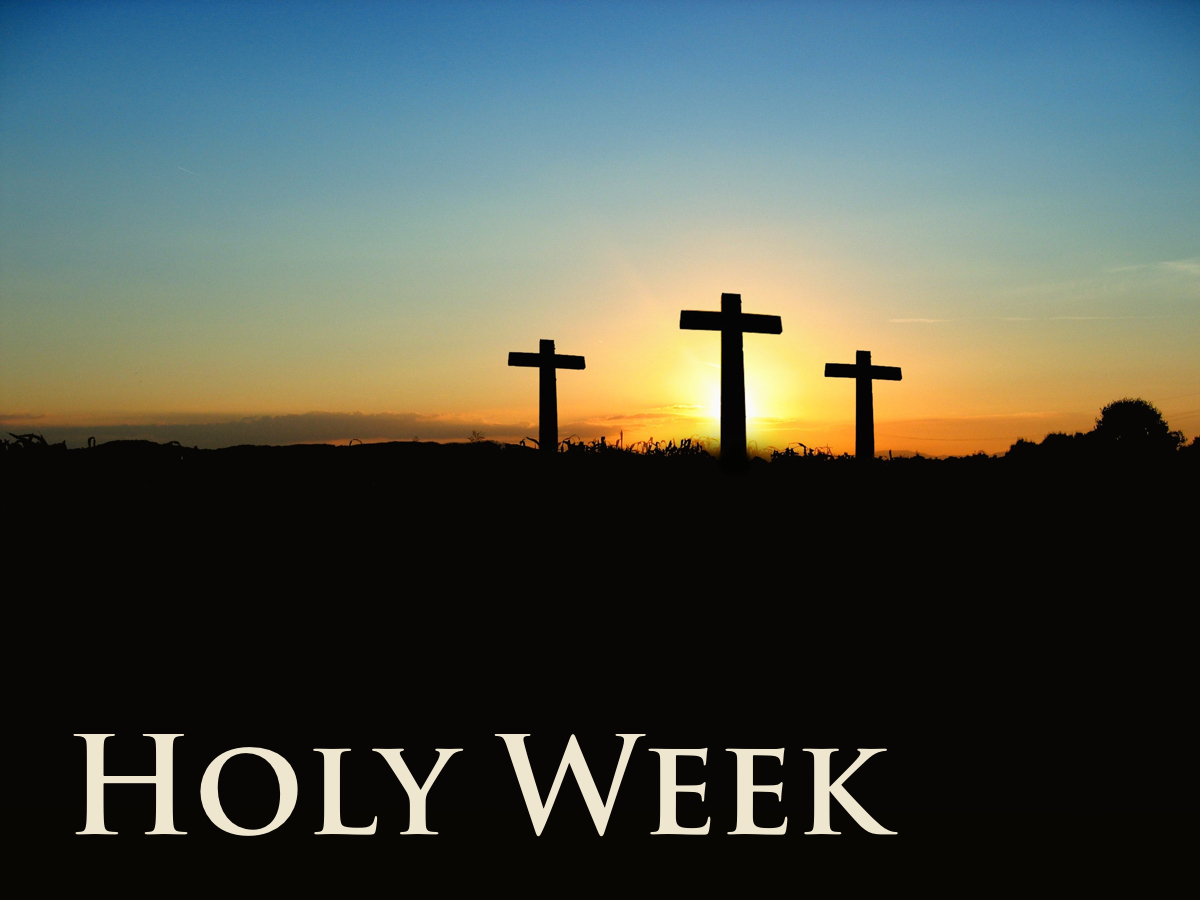The Son of God Crucified: Good Friday